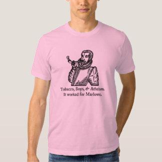 Marlovin' it (light) t shirts