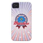 Marlow, AUTORIZACIÓN iPhone 4 Case-Mate Coberturas