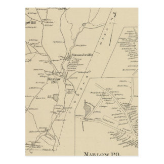 Marlow, Cheshire Co Postal