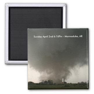 Marmaduke 2006 Tornado Magnet