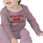Marmaduke - Greyhounds - High - Marmaduke Arkansas T-shirt