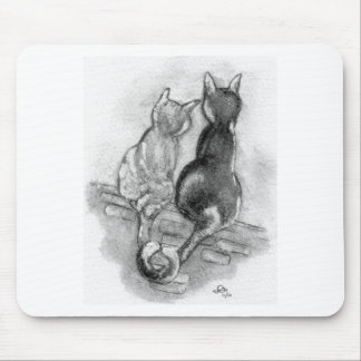 Marmadukes Cats Mouse Pad