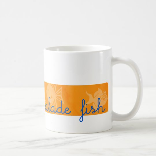 Marmalade Fish *MUG* Coffee Mug