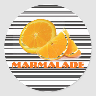 Marmalade Sticker