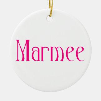 marmee ceramic ornament