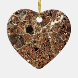 Mármol (30) .jpg adorno navideño de cerámica en forma de corazón