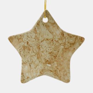 Mármol (54) .jpg adorno navideño de cerámica en forma de estrella
