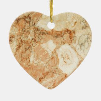 Mármol (57) .jpg adorno navideño de cerámica en forma de corazón