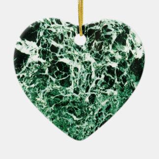 Mármol (98) .jpg adorno navideño de cerámica en forma de corazón