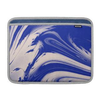 Mármol azul 2 funda macbook air