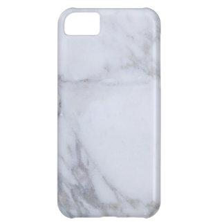Mármol blanco carcasa iPhone 5C