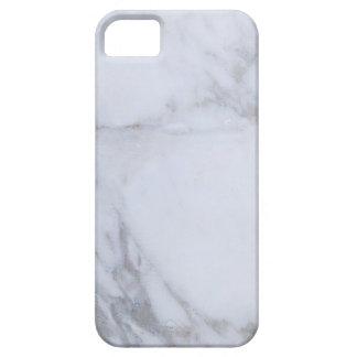 Mármol blanco iPhone 5 funda