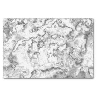 Mármol blanco papel de seda pequeño