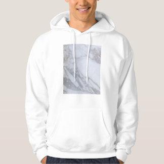 Mármol blanco pulóver