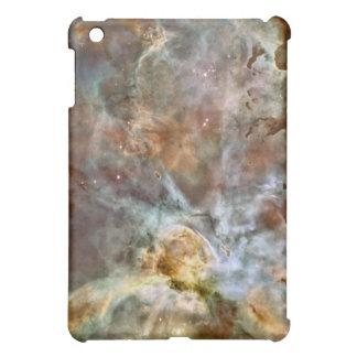 Mármol en colores pastel en la nebulosa de Carina iPad Mini Cárcasas