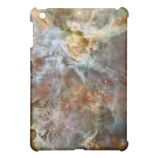 Mármol en colores pastel en la nebulosa de Carina iPad Mini Carcasas