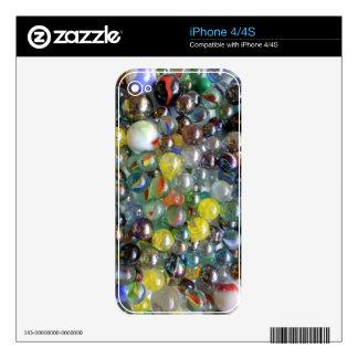 Mármoles - piel del iPhone 4/4S Skin Para El iPhone 4