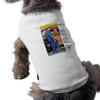 Marmon 68 - Anuncio del automóvil del vintage Camiseta De Mascota