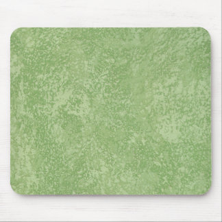 Marmorino Green Faux Finish Mouse Pad