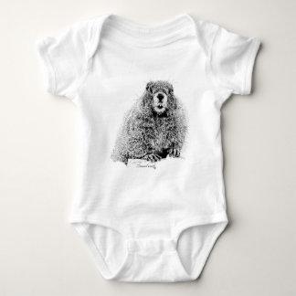 Marmot Baby Bodysuit