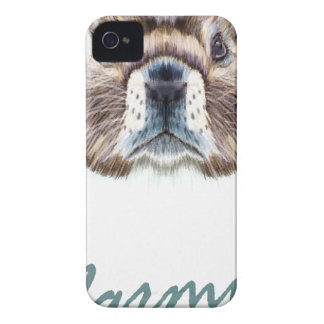 Marmot Day - Appreciation Day iPhone 4 Case-Mate Case