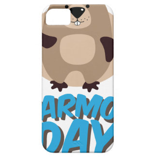 Marmot Day - Appreciation Day iPhone SE/5/5s Case