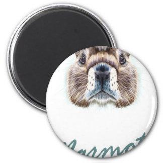 Marmot Day - Appreciation Day Magnet