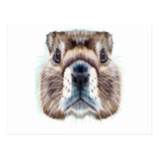 Marmot Day - Appreciation Day Postcard