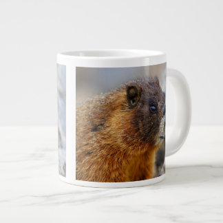 marmot large coffee mug