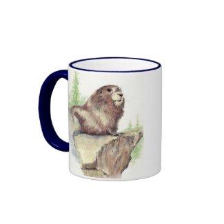 Marmot mug mug