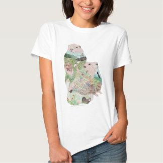 Marmot Ridge Habitat Tshirts