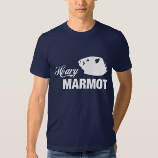 Marmota canosa playeras