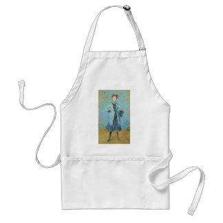 Marmota de James McNeill: El chica azul Delantal