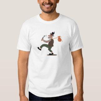 Marmota del hobo playera