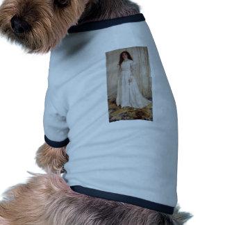 Marmota-Retrato de James de Juana Hiffernan Camisetas De Perrito