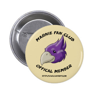 Marnie Fan Club Badge 2 Inch Round Button