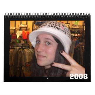 Marni's Present Calendar