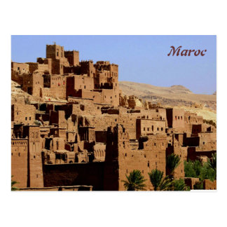 Maroc Postales