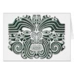 Maroi tattoo-stone card
