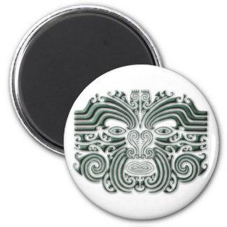 Maroi tattoo-stone fridge magnet