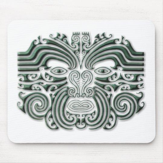 Maroi tattoo-stone mouse pad