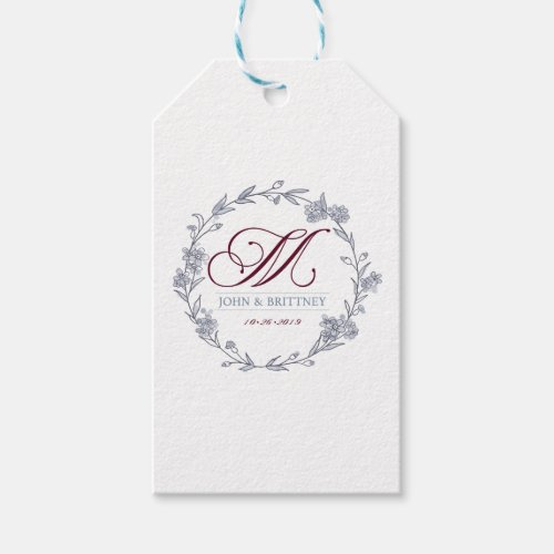Marolf gift tags