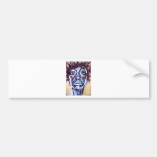 Maroma Car Bumper Sticker