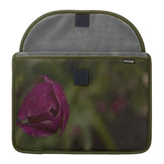 Marone Tulip Sleeve For MacBooks