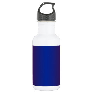 Maroon and Imperial Blue Gradient 18oz Water Bottle
