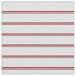 [ Thumbnail: Maroon and Lavender Stripes/Lines Pattern Fabric ]