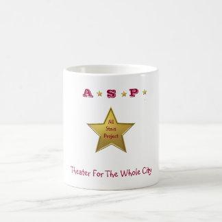 Maroon ASP C Mug