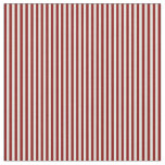 [ Thumbnail: Maroon & Beige Colored Lines/Stripes Pattern Fabric ]