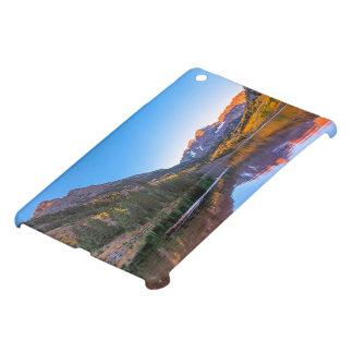 Maroon Bells Alpen Glow Case For The iPad Mini