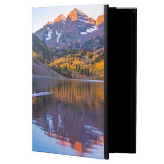 Maroon Bells Alpen Glow iPad Air Cover